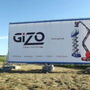 Konstrukcja reklamowa 12x6m