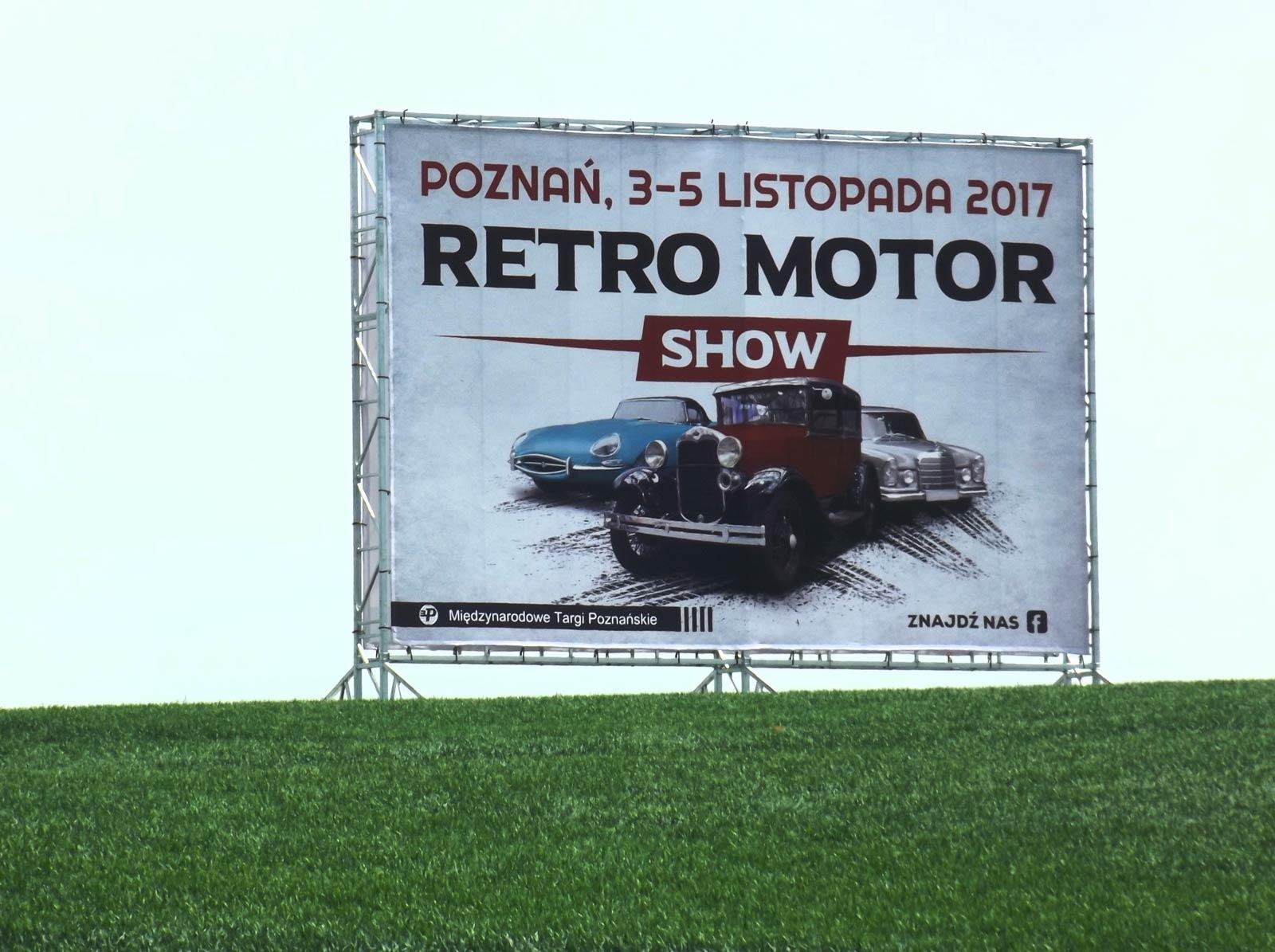 Konstrukcja reklamowa 12x8m