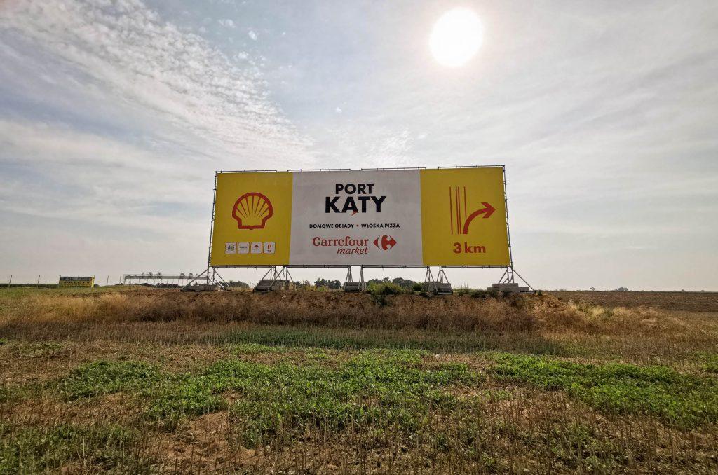 Konstrukcje reklamowe Katowice