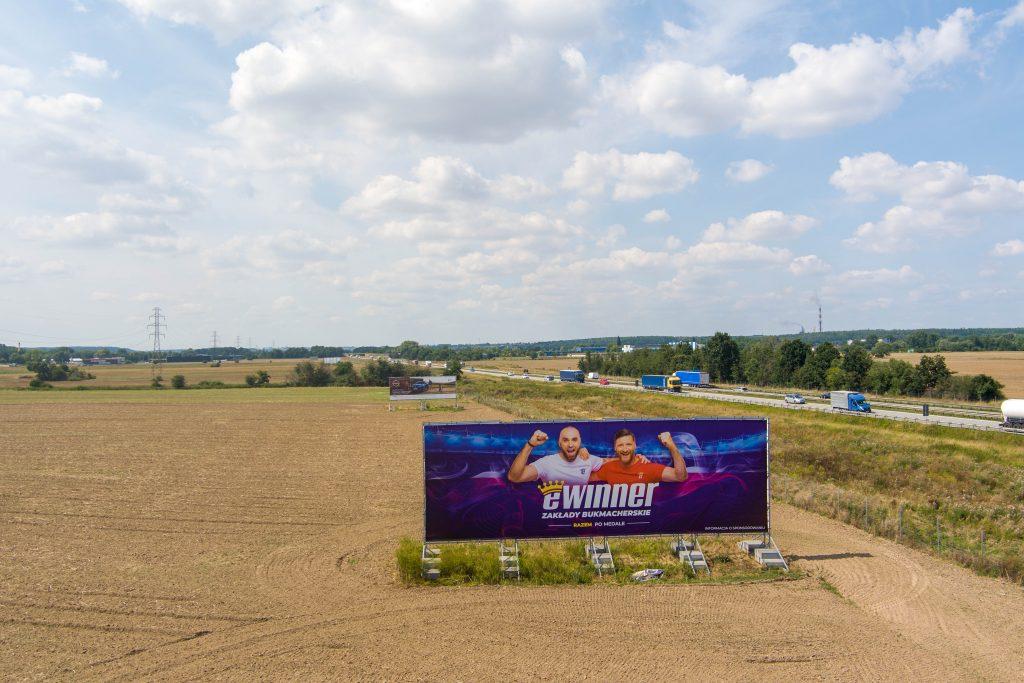 kampania billboardowa